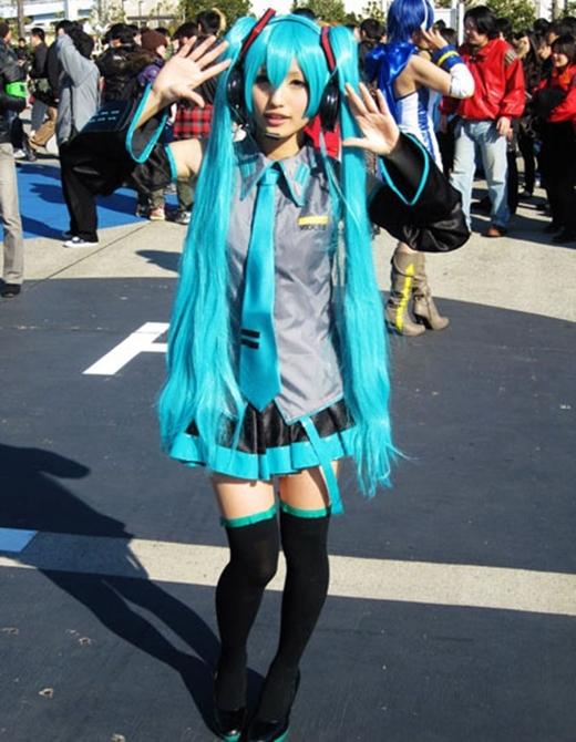 Những cosplayer Nhật Bản đều bắt nguồn công việc này bằng chính đam mê của mình.