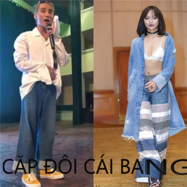 """Ngay lập tức, bức ảnh của Sơn Tùng với bộ trang phục trên được cộng đồng mạng thay nhau """"chế"""" thành nhiều câu chuyện hài hước."""