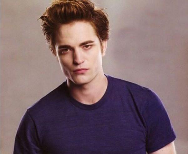 Robert Pattinson, hình mẫu lý tưởng của biết bao thiếu nữ từ khi anh đóng vai chính trong phim Chạng vạng cho đến nay