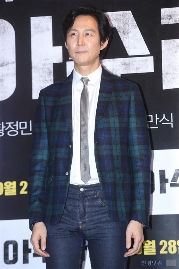 Tài tử Lee Jung Jae