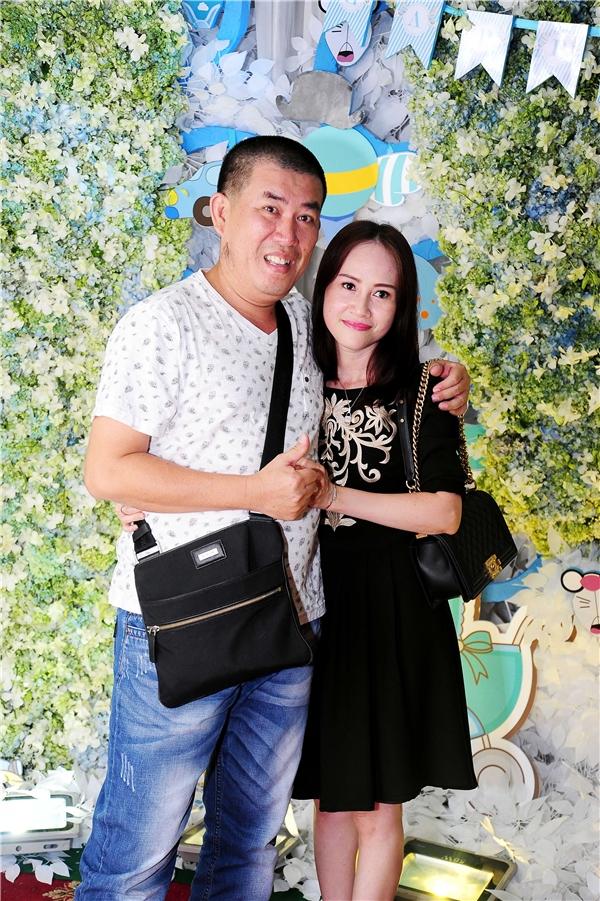 Vợ chồng Nhật Kim Anh hoành tráng mừng thôi nôi con trai - Tin sao Viet - Tin tuc sao Viet - Scandal sao Viet - Tin tuc cua Sao - Tin cua Sao