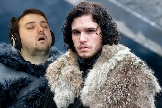 Chỉ cần ngủ thôi cũng được mời đóngGames Of Thrones nhé.