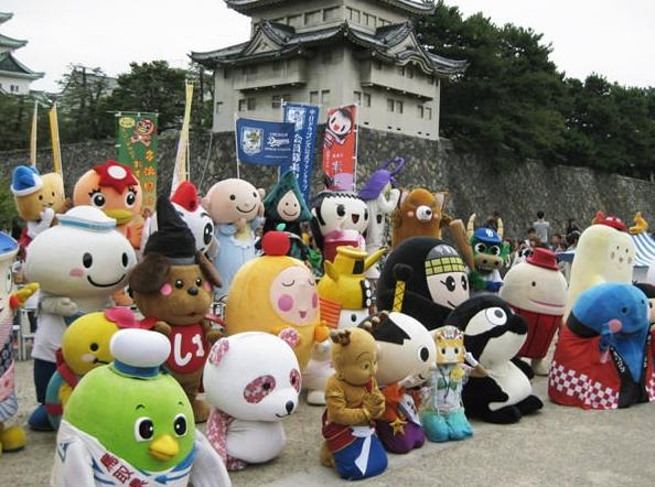 Mascot hay còn gọi làYurukyaralà một nét văn hóa thú vị, độc đáo của Nhật Bản.