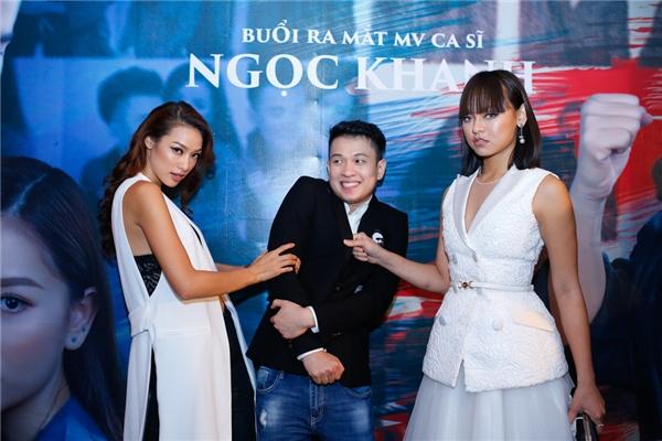 Mai Ngô bị Lilly Nguyễn nghi ngờ có tình cảm với Ngọc Khanh