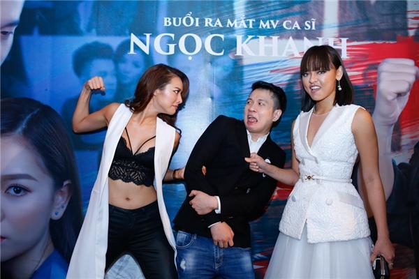 """""""Chuyện tình tay ba"""" đầy ngang trái giữa Lilly Nguyễn - Ngọc Khanh - Mai Ngô."""