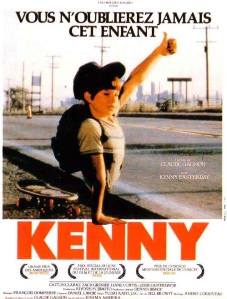 Kennytrở thành ngôi sao phim tài liệu từ rất nhỏ bởi ý chí và nghị lực của một người anh hùng thật sự.