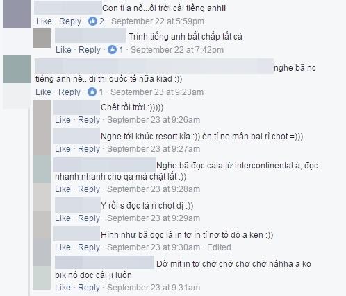 Sững sờ với clip nói tiếng Anh không ai hiểu của Á hậu Bảo Như - Tin sao Viet - Tin tuc sao Viet - Scandal sao Viet - Tin tuc cua Sao - Tin cua Sao