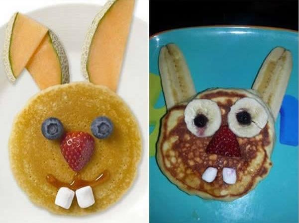 Thực ra nó vẫn giống con thỏ, chỉ là một con thỏ phiên bản xấu xí và kinh dị hơn thôi.