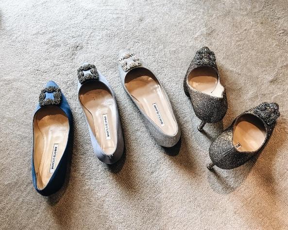 Bên cạnh đó, bộ sưu tập giày của Huyền My cũng có nhiều thương hiệu đắt tiền khác nhưManolo Blahnik,... - Tin sao Viet - Tin tuc sao Viet - Scandal sao Viet - Tin tuc cua Sao - Tin cua Sao