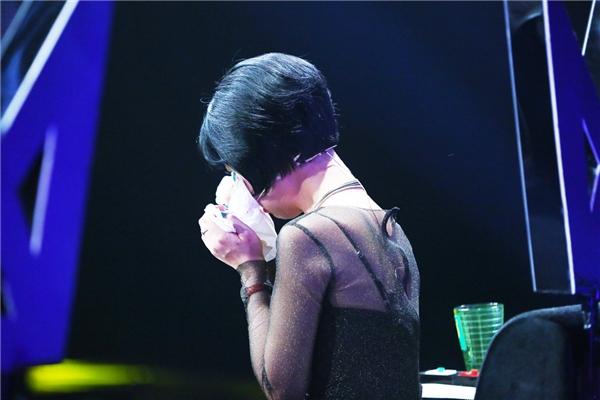 Ca sĩ Quốc Đại bất ngờ trước diễn xuất của Phương Anh Idol