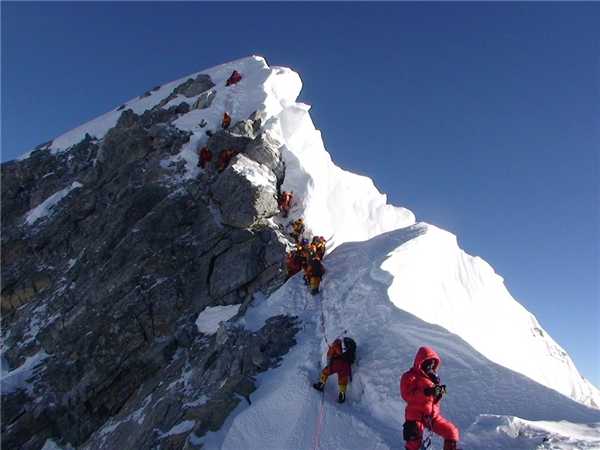 Nóc nhà cao nhất thế giới Everest luôn là ước mơ chinh phục của rất nhiều người, nhưng không phải ai cũng thành công.