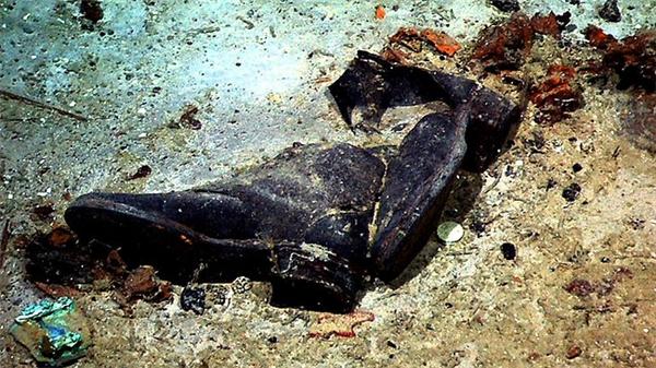 Hơn 1.500 hành khách thiệt mạng do vụ đắm tàu nhưng chỉ có 306 xác chếtđược phát hiện.