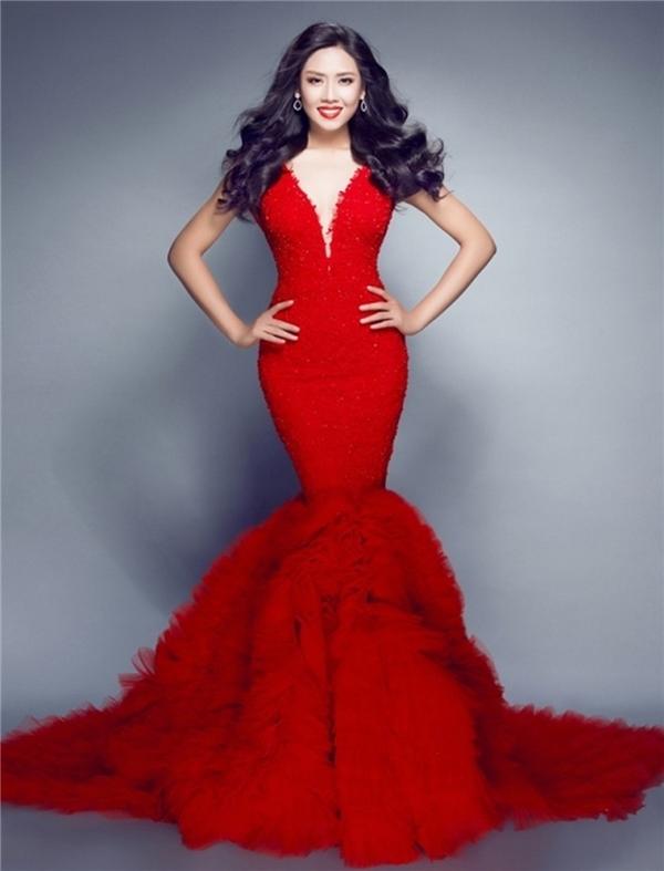 Top 25 Hoa hậu Thế giới 2014 Nguyễn Thị Loan