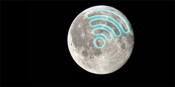 Wi-Fi cũng đã được lắp thành công trên mặt trăng vào năm 2014.