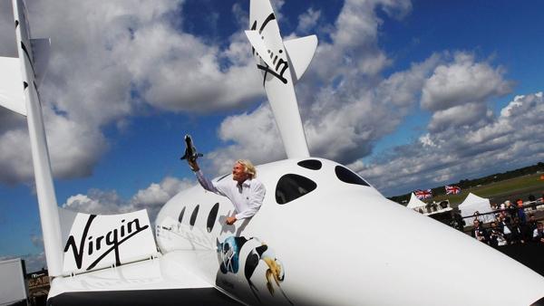 Bạn có thể kết nối Internet ở ngoài rìa không gianTrái Đất trên con tàuVirginGalacticSpaceShipTwo.