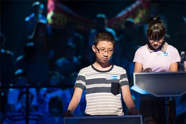 Nhật Minhđã trở thành hiện tượng khi tham gia cuộc thi Chinh Phục.