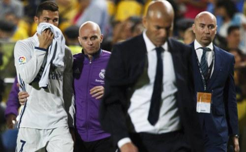 Ronaldo gây thất vọng, Real hòa trận thứ hai liên tiếp.