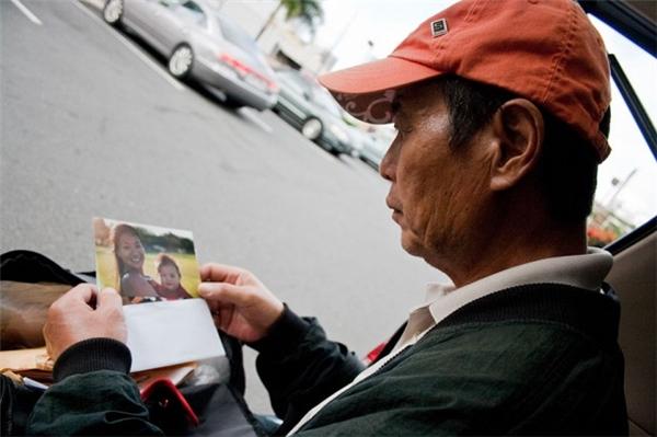 Mong ước của ông là được về thăm người thân ở Hàn Quốc