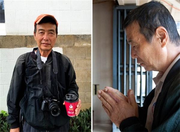 Kim cho biết cô đã đưa cho cha chiếc máy ảnh cũ với hy vọng khơi lại niềm đam mê nhiếp ảnh của ông và cho ông một điều gì đó để mong đợi.