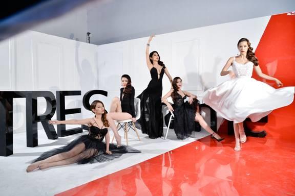 Sự năng động của Lilly Nguyễn rất phù hợp với concept Dance lần này. - Tin sao Viet - Tin tuc sao Viet - Scandal sao Viet - Tin tuc cua Sao - Tin cua Sao