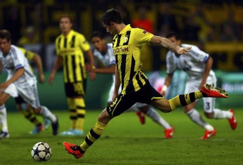 3 lần gần nhất làm khách tại sân Signal Iduna Park của Dortmund, Real đều thất bại.