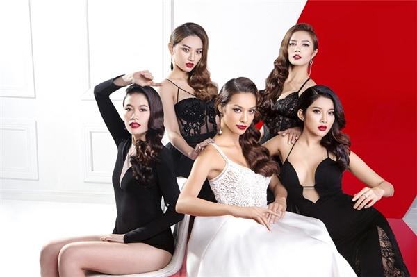 Lilly Nguyễn đã có những hình ảnh xuất sắc bên học trò trong thử thách chụp ảnh Khiêu vũ sexy. - Tin sao Viet - Tin tuc sao Viet - Scandal sao Viet - Tin tuc cua Sao - Tin cua Sao