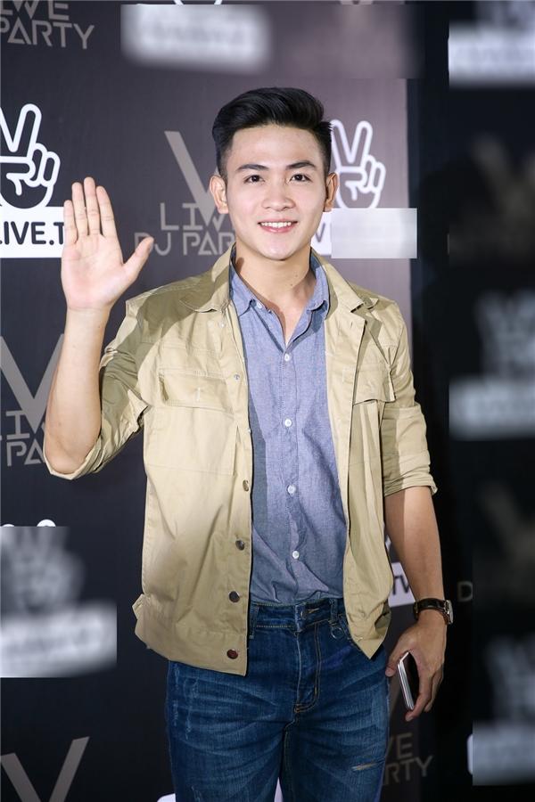 Hot boy, diễn viên Nguyễn Hải Dương