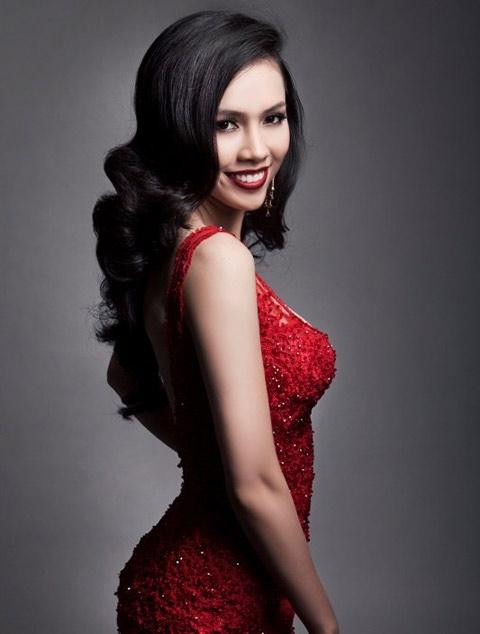 Cách đây 6 năm, Á hậu Hoàng My từng gây chú ý khi xuất sắc đăng quang ngôi vị Á hậu 1 cuộc thi Hoa hậu Việt Nam 2010. - Tin sao Viet - Tin tuc sao Viet - Scandal sao Viet - Tin tuc cua Sao - Tin cua Sao