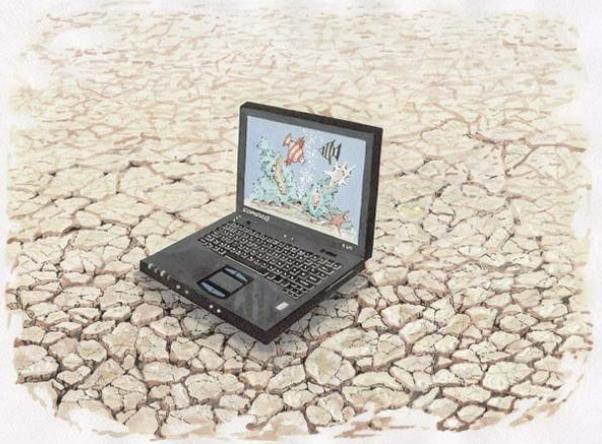 Đến một ngày nào đó, tất cả những gì thiên nhiên còn để lại cho chúng ta chỉ là một kho dữ liệu trong máy tính.