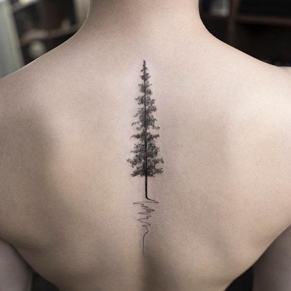 """Những hình xăm bé xíu """"đánh gục"""" mọi cô nàng yêu tattoo nhưng sợ đau"""