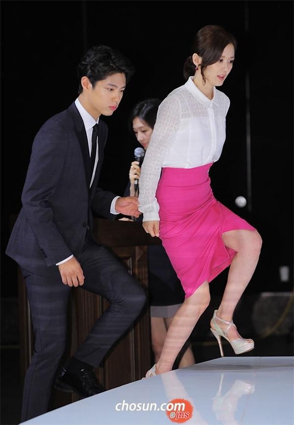 """""""Đào bới"""" hai lần vướng tin đồn tình cảm của """"Thái tử"""" Park Bo Gum"""