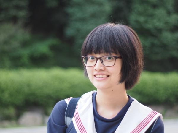 Cô nàngtốt nghiệp tại trường ĐH Ngoại thương với khóa luận đạt loại A cùng danh hiệu sinh viên Giỏi toàn khóa với số điểm trung bình 3,37.