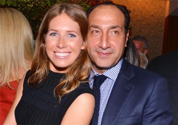 """Cặp đôi """"người thừa kế"""" gây xôn xao với đám cưới trị giá hơn 100 tỷ đồng."""