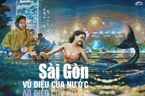 Mùa lên ngôi của tiên cá Sài Gòn.