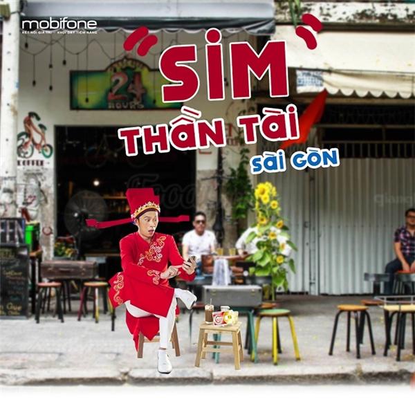 Bắt gặp Thần Tài Sài Gòn ngồi quán cóc bình dân