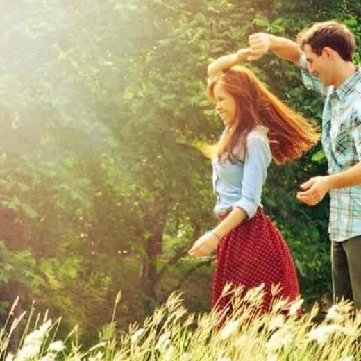 Chuyện tình như mơ của cặp đôi được nhiều người ngưỡng mộ.