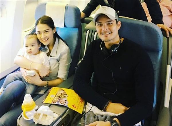 """Marian - Dingdong là một trong những """"cặp đôi vàng"""" của làng giải trí Philippines."""