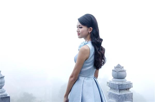Mê đắm vẻ đẹp ngọt ngào, quyến rũ của Á hậu Thanh Tú