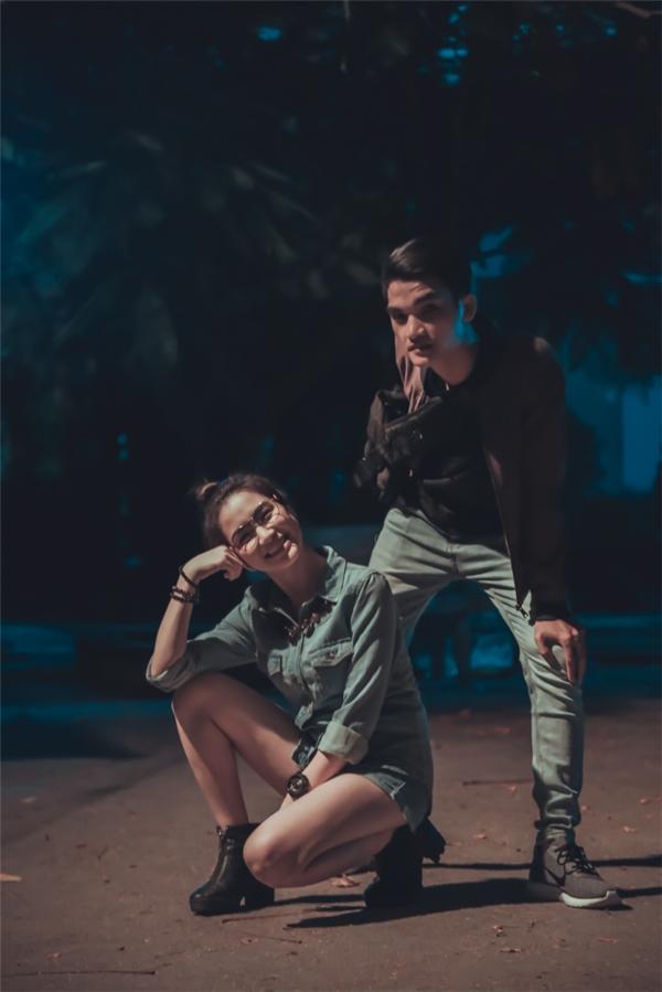 Cùng với Mạc Văn Khoa, vai trò của Hòa Minzy trong phim là tạo tiếng cười sảng khoái cho khán giả. - Tin sao Viet - Tin tuc sao Viet - Scandal sao Viet - Tin tuc cua Sao - Tin cua Sao