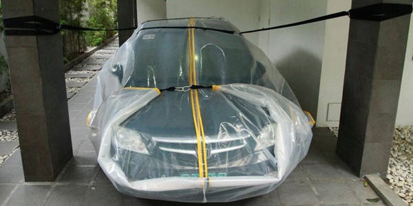 Sản phẩm độc đáo này giúp động cơ xe tránh khỏi hỏng hóc mùa nước ngập.