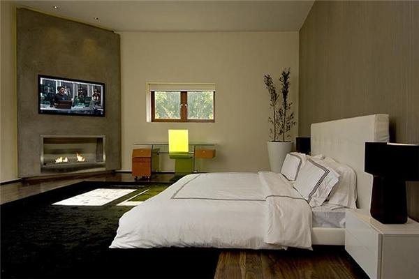 Phòng ngủ dành cho khách được trang bị mọi thứ để tạo cảm giác thoải mái nhất có thể. Bên trong có gian bếp riêng, khu vực sinh hoạt, giường ngủ êm ái và phòng tắm rộng rãi.
