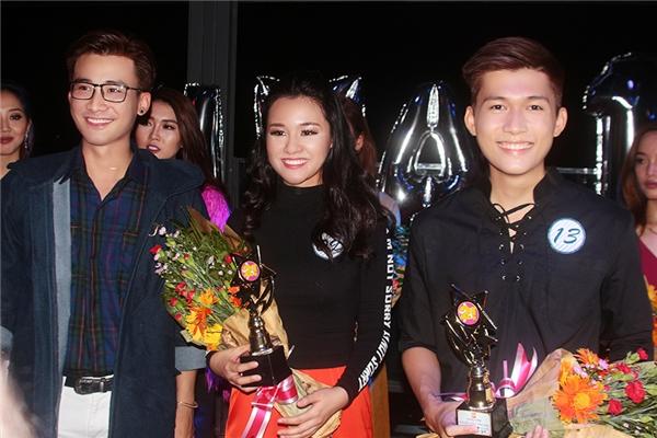 Lương Tô Khánh Quỳnh và Đỗ Thành Vinh là thí sinh nhận ngay hợp đồng quảng cáo Digital của khách sạn 5 sao từ cuộc thi. Ca sĩChí Thiện đại diện BGK trao giải cho hai bạn.