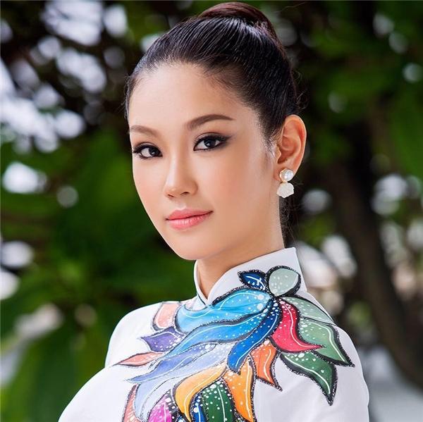Phương Linh, đại diện Việt Nam tại Hoa hậu Quốc tế 2016