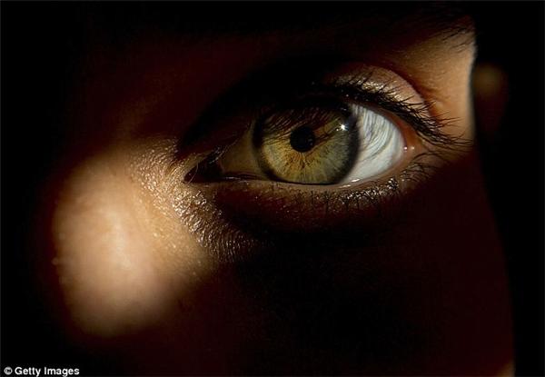 Phần lòng trắng giúp nhận biết được hướng nhìn của người khác.