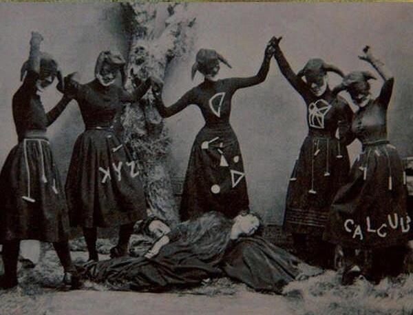Một nghi thức phù thủy từ thời xưa.(Ảnh: Internet)