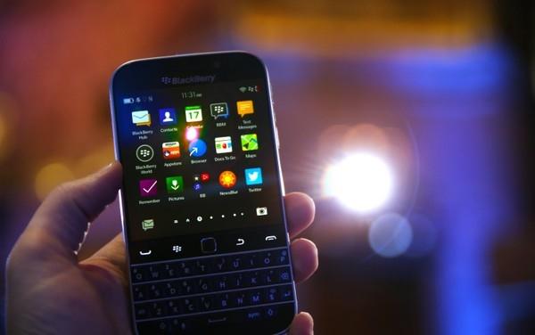 Blackberry thua lỗ liên tiếp. (Ảnh: internet)