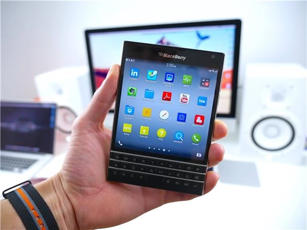 Blackberry từng là biểu tượng của quyền lực. (Ảnh: internet)
