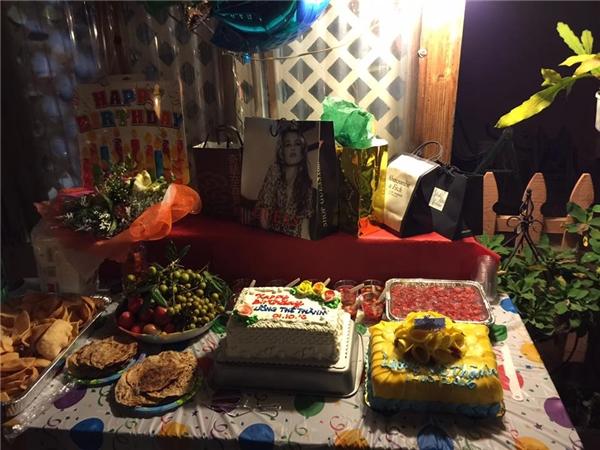 Được chồng ân cần chăm lo, Thúy Diễm mừng sinh nhật cho ông xã - Tin sao Viet - Tin tuc sao Viet - Scandal sao Viet - Tin tuc cua Sao - Tin cua Sao