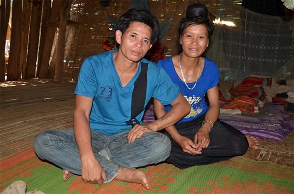 Bócùng người vợ thứ 37Lò Thị Lưu(Ảnh Internet)