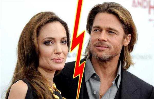 Jolie và Pitt bùng nổ tranh cãi và mối quan hệ của hai người cũng đã bắt đầu rạn nứt.